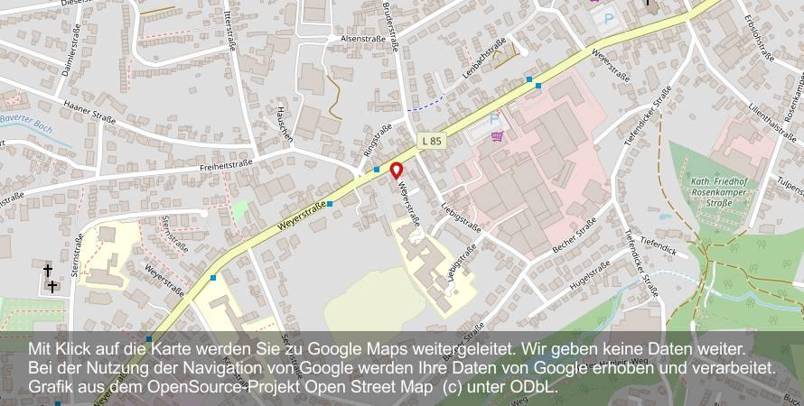OSM-Karte